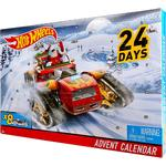 Mattel Hot Wheels Julkalender