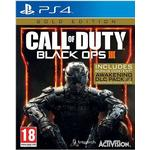 Activision Call Of Duty Black Ops 3 Gold Edition   Ps4
