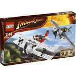 Lego Indiana Jones Stridsplansattack 7198
