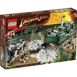 Lego Indiana Jones Jungle Cutter 7626