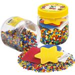 Hama Beads & Pegboards in Tub 2052