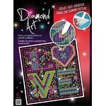 Sequin Art Diamond Art Kit - Love.