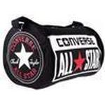 Converse All Star Legacy Logo Duffle Bag Holdall Black - One Size