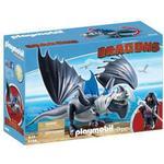 Playmobil Drago & Thunderclaw 9248