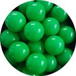 Misioo Extra Balls Green 50pcs