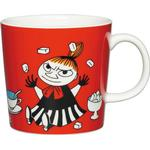 Mumi by Arabia Moomin Mug, Little My Red