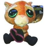 Shrek Puss in Boots Big Headz 20cm Plush
