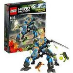 Lego Hero Factory - Surge And Rocka Combat Machine