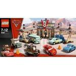LEGO Cars: Flos V8 Cafe