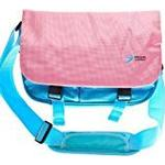 UltimateAddons Ultimate Addons Kids Pink and Turqoise Messenger Bag Carry Case for vTech InnoTab Tablet 1, 2, 3, 3S in various colours