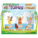 Interplay My Fairy Garden Fairies & Friends 3 Pack