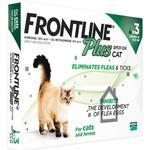Frontline Plus Flea & Tick Spot On Cat