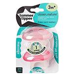 Tommee Tippee Closer to Nature Stage 1 Easy Reach Teether 3+m 2-pack