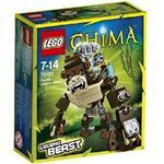 Lego Legends of Chima Gorilla Legend Beast 70125