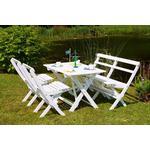 Baltic Garden Knohult 110x70cm Table incl. 2-Chairs,Sofa Matgrupp