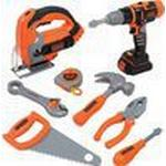 Black & Decker Black & Decker Tool Playset
