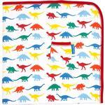 Toby Tiger Multi Dino Blanket