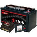 Lithium Batteri 12V-100Ah