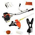 Nemaxx MT22 2-in-1 Garden Tool Petrol Hedge Trimmer Grass Strimmer Brush Cutter