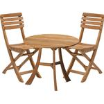 Skagerak Vendia 1 Table incl 2-Chairs Cafégrupp