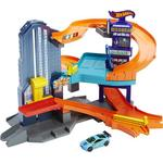 Mattel Hot Wheels Speedtropolis Track Set
