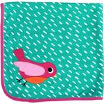 Toby Tiger Bird Blanket