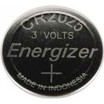 Energizer BATTERI ENERGIZER CR2025 3V LITHIUM 2ST