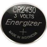Energizer BATTERI ENERGIZER CR2430 3V LITHIUM 2ST