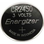 Energizer BATTERI ENERGIZER CR2450 3V LITHIUM 2ST
