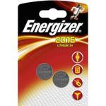 Energizer BATTERI ENERGIZER CR2016 3V LITHIUM 2ST