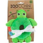 Zoocchini Rattle Turtle/Pink