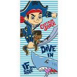 Disney Jake Och Piraterna Handduk Badlakan 140*70cm