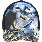 Batman Keps Svart - Svart STL.52