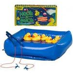 Ridley's Inflatable Rubber Duck Fishing Game