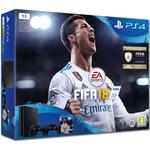 Sony PlayStation 4 Slim 1TB - FIFA 18 - 2x DualShock 4 V2
