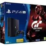 Sony Playstation 4 Pro 1TB - Black Edition - Gran Turismo Sport