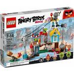 LEGO Angry Birds - Pig City Teardown 75824
