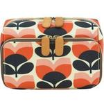 Orla Kiely Flower Strip Wash Bag