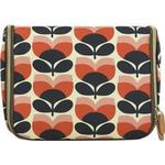 Orla Kiely Climbing Rose Hanging Wash Bag