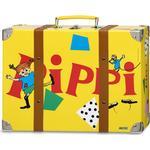 Pippi Långstrump - Koffert 32 cm, Gul