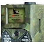 Braun Photo Technik Scouting Cam BLACK300, IP security camera, Utomhus, Låda, grön, Vägg, IP54