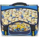 Dessins Animés Skolväskor Barn Dessins Animés  MINIONS CARTABLE 38CM