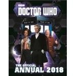 Doctor Who Official Annual 2018 (Inbunden, 2017)