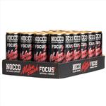Nocco BCAA Focus 2 Melon Crush 300ml 24 st