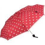 Knirps T.010 Pocket Umbrella Dot Art Red