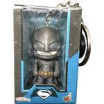 Armoured Batman (Batman Vs Superman) Cosbaby Keychain by Hot Toys
