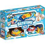 WOW Toys Bathtime 3-in-1 Bath Toys