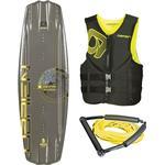 Wakeboardpaket Pro: Obrien Contra + Wasteland Swat + Obrien