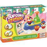 Kid's DoughLeklera, Cupcake station