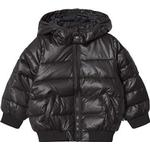The BRAND Lack Puff Jacket Shiny Black 80/86 cm